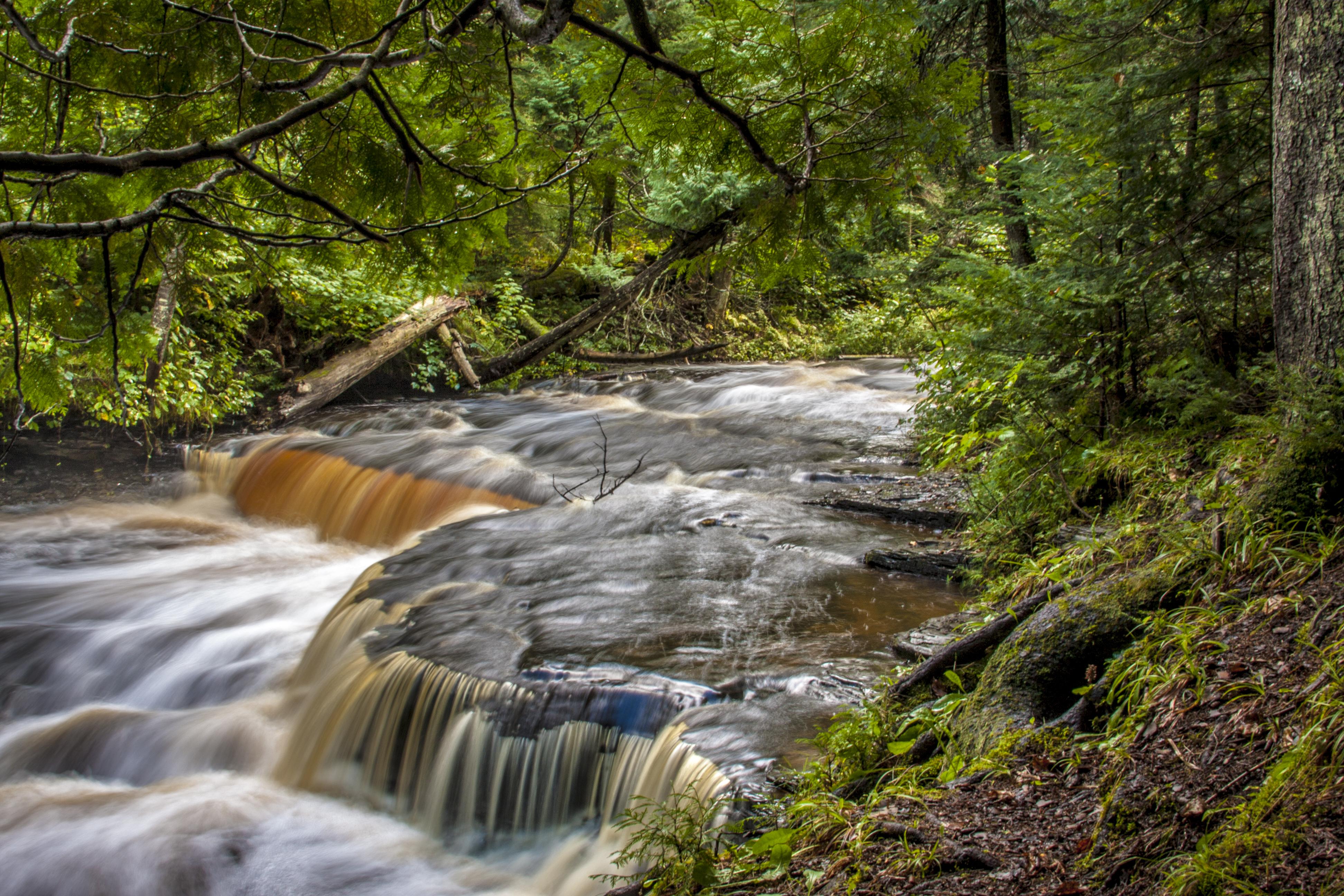 Haymeadow Falls