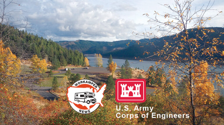 Workamper News and US Army Corps of Engineers Partnership